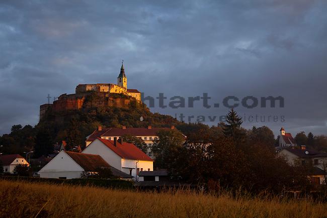 Güssing, Burgenland, Austria, Österreich