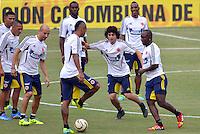 Entreno Seleccion Colombia 08-10-2013