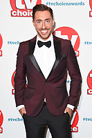LONDON, UK. September 10, 2018: Ross Adams at the TV Choice Awards 2018 at the Dorchester Hotel, London.<br /> Picture: Steve Vas/Featureflash
