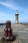 Whitby Harbour, Whitby, North Yorkshire, UK
