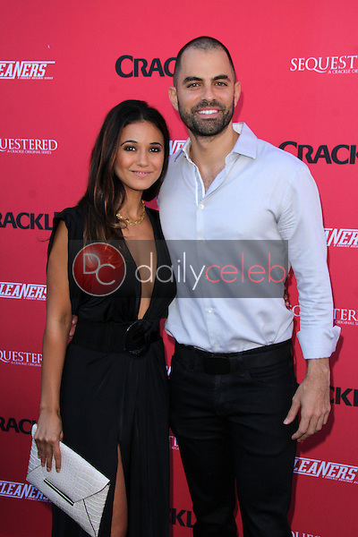Emmanuelle Chriqui<br />