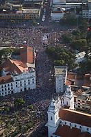 PA - PROCISSÃO CÍRIO 2018-BELÉM DO PARÁ - GERAL - Cerca de 2 milhões de fiéis participam da Procissão do Círio de Nazaré neste domingo (14) pelas ruas de Belém<br /> <br /> foto tarso sarraf