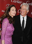 PALM SPRINGS, CA - JANUARY 05: Diane Lane and Richard Gere arrive at the 24th Annual Palm Springs International Film Festival - Awards Gala at the Palm Springs Convention Center on January 5, 2013 in Palm Springs, California