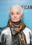 """Barbara Barrie attends the Broadway Opening Night performance after party for """"Significant Other"""" at the Redeye Grill on March 2, 2017 in New York City."""