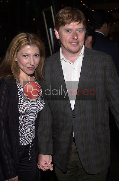 Dave Foley and wife Tabitha