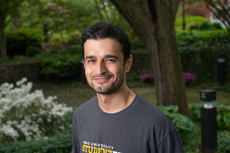 Rebin Muhammad, Graduate Student, Math, College of Arts and Sciences