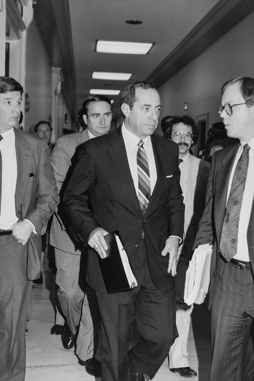 Governor. Mario Cuomo, D-N.Y. (Photo by CQ Roll Call via Getty Images)