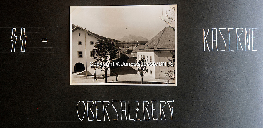 BNPS.co.uk (01202 558833)<br /> Pic: Jones&Jacob/BNPS<br /> <br /> The Kaserne SS barracks in Berchtesgaden built in 1937.<br /> <br /> Springtime for Hitler...Chilling album of pictures taken by one of Hitlers bodyguards illustrates the Nazi dictators rise to power.<br /> <br /> An unseen album of photographs taken by a member of Hitlers own elite SS bodyguard division in the years leading up to the start of WW2.<br /> <br /> The 1st SS Panzer Division 'Leibstandarte SS Adolf Hitler' or LSSAH began as Adolf Hitler's personal bodyguard in the 1920's responsible for guarding the Führer's 'person, offices, and residences'.