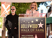 HOLLYWOOD, CALIFORNIA - DECEMBER 4: Ryan Murphy and Sarah Paulson attend a ceremony honoring Ryan Murphy with a star on The Hollywood Walk of Fame on December 4, 2018 in Hollywood, California. (Photo by Frank Micelotta/Fox/PictureGroup)