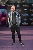 Chris Sullivan at the world premiere for &quot;Guardians of the Galaxy Vol. 2&quot; at the Dolby Theatre, Hollywood. <br /> Los Angeles, USA 19 April  2017<br /> Picture: Paul Smith/Featureflash/SilverHub 0208 004 5359 sales@silverhubmedia.com
