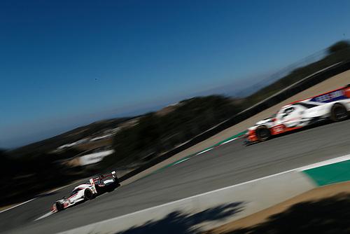 #7 Acura Team Penske Acura DPi, P: Helio Castroneves, Ricky Taylor, #54 CORE autosport ORECA LMP2, P: Jon Bennett, Colin Braun