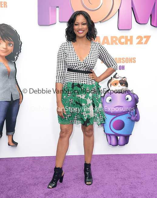 Garcelle Beauvais  attends The Twentieth Century Fox Special Screening of HOME held at The Regency Village Theater in Westwood, California on March 22,2015                                                                               © 2015 Hollywood Press Agency