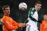 Fussball Bundesliga 2010/11, 15. Spieltag: VFL Wolfsburg - SV Werder Bremen