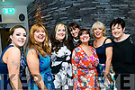 Carmel O'Connor, Linda Murphy, Grainne Eccles, Irene Kavanagh, Edel Murphy, Geraldine O'Sullivan & Orna Eccles.