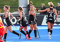 Olivia Shannon. Pro League Hockey, Vantage Blacksticks Women v China. Nga Puna Wai Hockey Stadium, Christchurch, New Zealand. Sunday 17th February 2019. Photo: Simon Watts/Hockey NZ