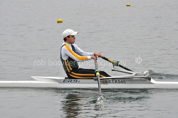 093 WindsorBoysSch J16A.1x..Marlow Regatta Committee Thames Valley Trial Head. 1900m at Dorney Lake/Eton College Rowing Centre, Dorney, Buckinghamshire. Sunday 29 January 2012. Run over three divisions.