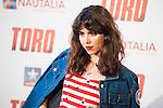 "Rocio Leon attends to the premiere of the spanish film ""Toro"" at Kinepolis Cinemas in Madrid. April 20, 2016. (ALTERPHOTOS/Borja B.Hojas)"