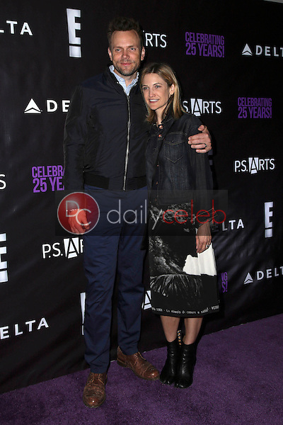 Joel McHale, Sarah Williams<br /> at PS Arts - The Party, NeueHouse, Hollywood, CA 05-20-16<br /> David Edwards/DailyCeleb.Com 818-249-4998