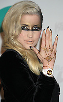 Ke$ha unveiling her newest watch design - Los Angeles