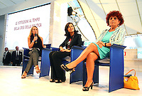 Laura Boldrini e Valeria Fedeli<br /> Genova 04-09-2013 Festa Nazionale Partito Democratico<br /> Photo  Genova Foto /Insidefoto