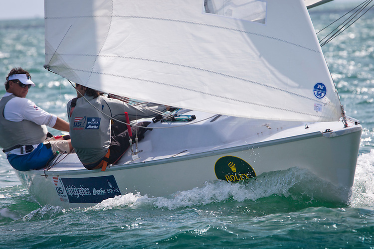 USA 674, Fleet: Sonar, Crew: Rick Doerr, Brad Kendell, Hugh Freund, Country: USA