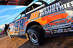 Jan 7, 2017; 4:54:55 PM; QUEEN CREEK, AZ., USA; 11th Annual Keyser Manufacturing Wild West Shootout at Arizona Speedway presented by O'Reilly Auto Parts. Mandatory Credit: (thesportswire.net)
