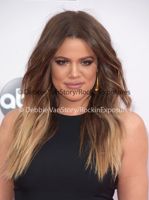 Khloe Kardashian at The 2014 American Music Award held at The Nokia Theatre L.A. Live in Los Angeles, California on November 23,2014                                                                               © 2014Hollywood Press Agency