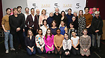 Tiler Peck, Terrence Mann, Louise Pitre, Karen Ziemba, Jenny Powers, Kyle Harris, Dee Hoty, Christopher Gurr and Noelle Hogan with the cast attends the Sneak Peek Presentation for 'Marie, Dancing Still - A New Musical'  at Church of Saint Paul the Apostle in Manhattan on March 4, 2019 in New York City.