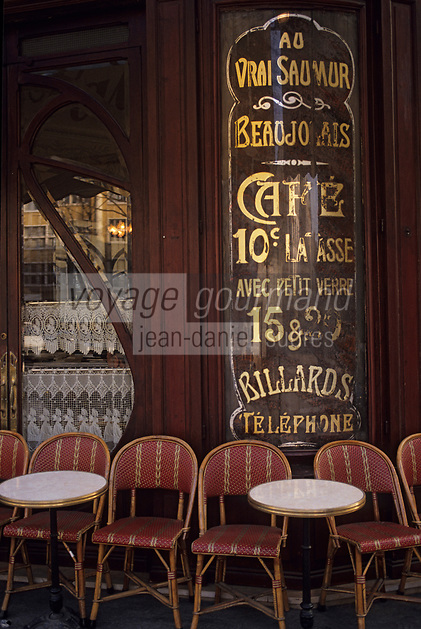 "Europe/France/Ile-de-France/Paris : ""BELLE-EPOQUE"" - Bar ""La Palette Bastille"" avenue Ledru Rollin<br /> PHOTO D'ARCHIVES // ARCHIVAL IMAGES<br /> FRANCE 1990"