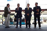 ATENCAO EDITOR IMAGEM EMBARGADA PARA VEICULO INTERNACIONAL - SAO PAULO, SP, 18 NOVEMBRO DE 2012 - Dia Mundial em Memoria das Vitimas de Transito - Em Sao Paulo, no Parque da Juventude, na zona norte paulistana, aconteceu a celebraçao do - Dia Mundial em Memoria das Vitimas de Transito - a data foi instituida pela ONU (Organizacao das Nacoes Unidas) para lembrar os milhares de amigos e parentes mortos diariamente no transito. (FOTO: POLINE LYS / BRAZIL PHOTO PRESS).