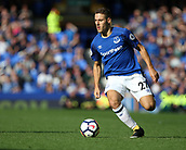 9th September 2017, Goodison Park, Liverpool, England; EPL Premier League Football, Everton versus Tottenham; Nikola Vlasic of Everton making his debut appearance as a substitute in the second half