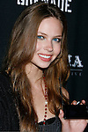Actress Daveigh Chase arrives at Flo Live Mobile TV Presents X-Games After Party presented by  Flo Live Mobile TV at The Roxy on August 1, 2008 in West Hollywood, California.