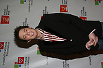 Clay Aiken - AMC at the Rosie's For All Kids Foundation and Rosie's Broadway Kids were created because of Rosie's love of children and the knowledge that one person can make a difference in the life of a child on Nov. 24. 2008 at the New York Marriott Marquis, NYC, (Photo by Sue Coflin/Max Photos)
