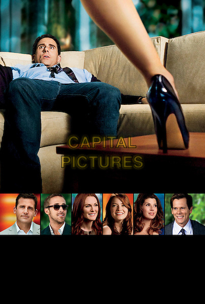 ONE SHEET POSTER ART.in Crazy, Stupid, Love. .*Filmstill - Editorial Use Only*.CAP/FB.Supplied by Capital Pictures.