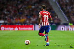 Atletico de Madrid's Thomas Lemar during La Liga match. August 25, 2018. (ALTERPHOTOS/A. Perez Meca)