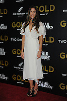 www.acepixs.com<br /> January 17, 2017  New York City<br /> <br /> Minnie Mortimer attending The World Premiere of 'Gold' at AMC Loews Lincoln Square 13 theater on January 17, 2017 in New York City.<br /> <br /> <br /> Credit: Kristin Callahan/ACE Pictures<br /> <br /> Tel: 646 769 0430<br /> Email: info@acepixs.com
