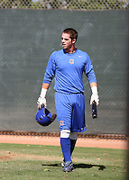Steve Bruno - 2012 AZL Cubs (Bill Mitchell)