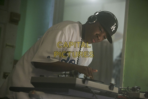 Straight Outta Compton (2015) <br /> Corey Hawkins<br /> *Filmstill - Editorial Use Only*<br /> CAP/KFS<br /> Image supplied by Capital Pictures