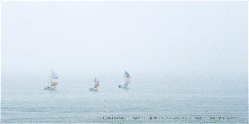 Mist at Antibes