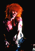 Jan 03, 1987: GUNS N' ROSES - Showcase in New York USA