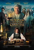 The Man Who Invented Christmas (2017) <br /> POSTER ART<br /> *Filmstill - Editorial Use Only*<br /> CAP/FB<br /> Image supplied by Capital Pictures