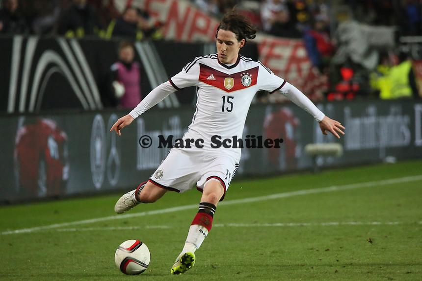 Sebastian Rudy (D) - Deutschland vs. Australien, Fritz-Walter-Stadion Kaiserslautern