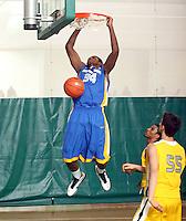 April 8, 2011 - Hampton, VA. USA; Brandon Self participates in the 2011 Elite Youth Basketball League at the Boo Williams Sports Complex. Photo/Andrew Shurtleff