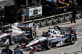 Verizon IndyCar Series<br /> Chevrolet Detroit Grand Prix Race 2<br /> Raceway at Belle Isle Park, Detroit, MI USA<br /> Sunday 4 June 2017<br /> Graham Rahal, Rahal Letterman Lanigan Racing Honda celebrates the win<br /> World Copyright: Scott R LePage<br /> LAT Images<br /> ref: Digital Image lepage-170604-DGP-11182