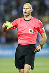 Spanish referee Alfonso Javier Alvarez Izquierdo during La Liga match. April 5,2017. (ALTERPHOTOS/Acero)