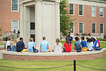 Orientation.  Photo by Kevin Bain/Ole Miss Communications