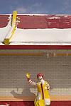 Ronald McDonald.