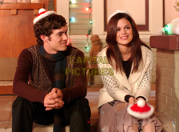"ADAM BRODY & RAACHEL BILSON.in The O.C. - The OC.""The Chrismukkah that Almost Wasn't"" .*Editorial Use Only*.www.capitalpictures.com.sales@capitalpictures.com.Supplied by Capital Pictures."