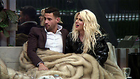 Shane Jenek aka Courtney Act, Andrew Brady<br /> Celebrity Big Brother 2018 - Day 30<br /> *Editorial Use Only*<br /> CAP/KFS<br /> Image supplied by Capital Pictures