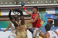 Juegos Mundiales 2013 Beach Handball Bronce Qatar vs Croacia